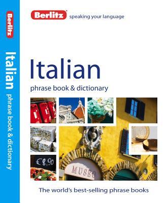 Italian Phrase Book & Dictionary By Berlitz International, Inc. (COR)